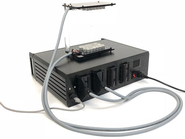 Lanzamiento del Controlador de Array Ultrasónico