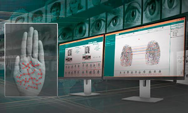 El algoritmo de reconocimiento de impresión de la palma de Neurotechnology supera la prueba en FVC-onGoing